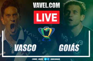 Gol e melhores momentos Vasco 0x1 Goiás pela Copa do Brasil