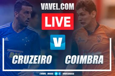 Gols e melhores momentos Cruzeiro 0x1 Coimbra pelo Campeonato Mineiro