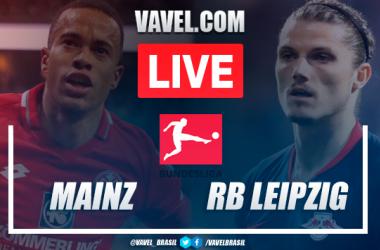 Gols e melhores momentos de Mainz 05 x RB Leipzig pela Bundesliga (0-5)