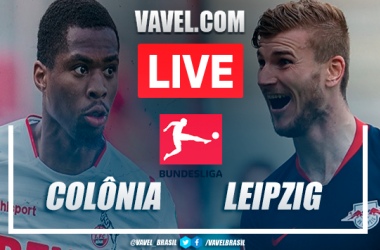 Resultado e gols para Colônia 2x4 RB Leipzig pela Bundesliga 2020