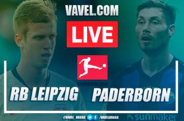 Jogo RB Leipzig x Paderborn onlie pela Bundesliga 2019-20 (1-1)