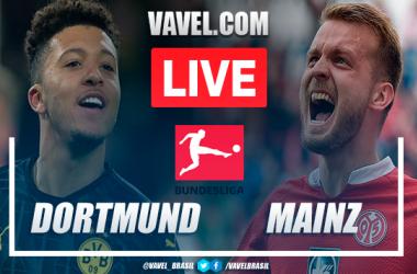 Gols e melhores momentos Borussia Dortmund 0 x 2 Mainz 05 Bundesliga 19-20