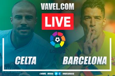Gols e melhores momentos Celta 2x2 Barcelona em LaLiga