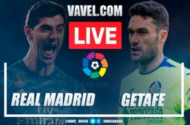 Gols e melhores momentos de Real Madrid x Getafe em LaLiga (1-0)