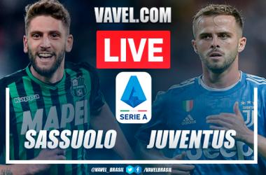 Gols e melhores momentos de Sassuolo x Juventus na Serie A (3-3)