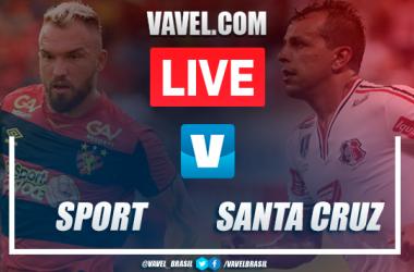 Gols e melhores momentos de Sport x Santa Cruz no Campeonato Pernambucano (1-2)