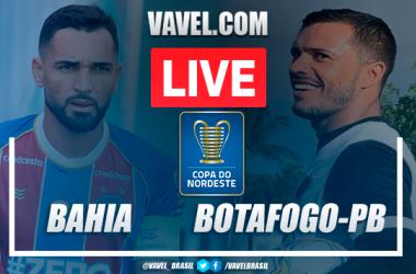 Gols e melhores momentos Bahia 3 x 1 Botafogo-PB pela Copa do Nordeste 2020