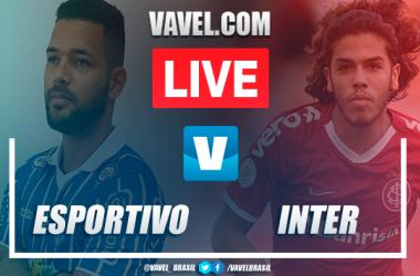Gols e melhores momentos de Esportivo 1 x 1 Inter pelo Campeonato Gaúcho