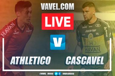 Melhores momentos Athletico 5 x 1 FC Cascavel pelo Campeonato Paranaense 2020