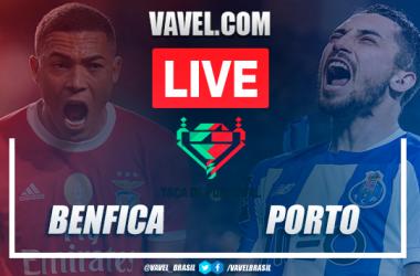 Gols e melhores momentos Benfica 1x2 Porto pela final da Taça de Portugal