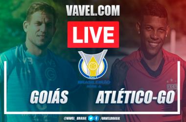Gols e melhores momentos de Goiás 2 x 0 Atlético-GO pelo Campeonato Brasileiro 2020