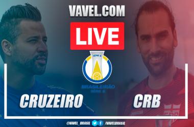Gols e melhores momentos Cruzeiro 1x1 CRBpela Série B Campeonato Brasileiro