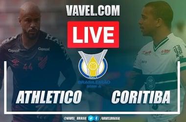 Gol e melhores momentos Athletico-PR 1 x 0 Coritiba no primeiro turno do Brasileirão 2020