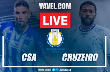 Gols e melhores momentos CSA 3x1 Cruzeiro pela Série B