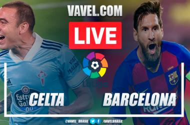 Gols e melhores momentos Celta 0x3 Barcelona em LaLiga