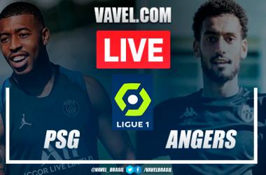 Gols e melhores momentos de PSG x Angers na Ligue 1 (6-1)