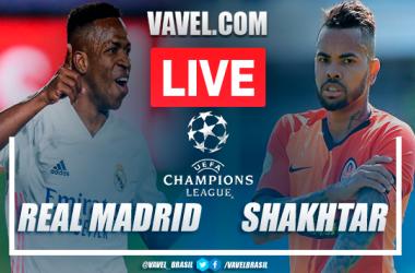 Gols e melhores momentos Real Madrid 2x3 Shakhtar Donetskpela Champions League