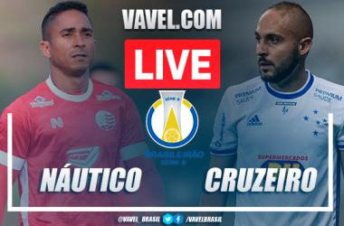 Gols e melhores momentos Náutico 1x1 Cruzeiropela Série B