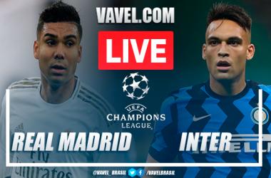 Gols e melhores momentos Real Madrid 3x2 Internazionale pela Champions League