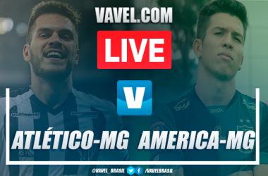 Melhores momentos Atlético-MG x América-MG pelo Mineiro (0-0)