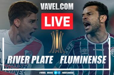 Gols e melhores momentos River Plate x Fluminense pela Libertadores (1-3)