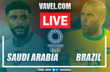 Goals and Highlights:Saudi Arabia 1-3 Brazil in Olympic Games Tokyo 2020