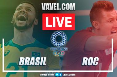 Melhores momentos Brasil x Rússia no vôlei masculinopelas Olimpíadas de Tóquio(0-3)