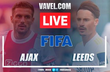 Gols e melhores momentos Ajax x Leeds United em amistoso internacional