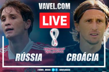 Melhores momentos de Rússia x Croácia (0-0)