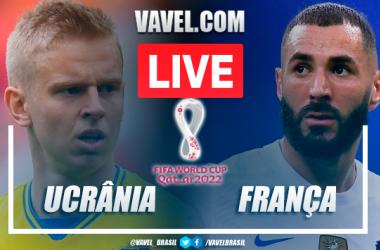 Gols e melhores momentos de Ucrânia 1 x 1 França pelas Eliminatórias Europeias