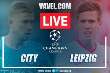 Gols e melhores momentos para Manchester City 6x3 RB Leipzig pela Champions League