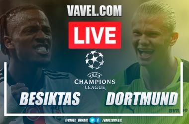 Gols e melhores momentos de Besiktas 1x2 Borussia Dortmund  pela Champions League