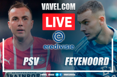 Goals and Highlights: PSV Eindhoven 0-4 Feyenoord at the Eredivisie