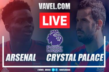 Gols e melhores momentos Arsenal x Crystal Palace pela Premier League (2-2)