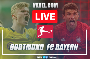 Borussia Dortmund vs Bayern Munich: Live Stream, TV Updates, and How to Watch Bundesliga (0-1)