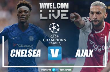 Resumen Chelsea vs Ajax UEFA Champions League (4-4)