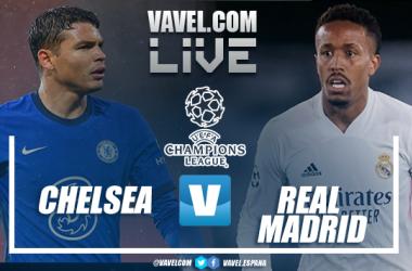 Resumen de Chelsea vs Real Madrid en Champions League (2-0)