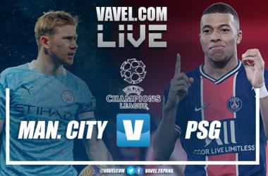 Resumen del Manchester City 2-0 PSG en Champions League 2021