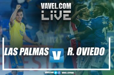 Las Palmas recibe en el estadio de Gran Canaria a un Real Oviedo en buena dinamica de juego
