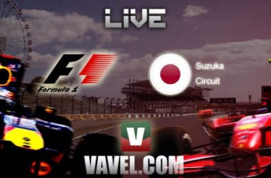 GP do Japão de F1 - direto online e ao vivo