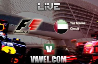 GP de Abu Dhabi 2014 de F1 directo