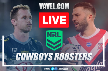 As it happened: North Queensland Cowboys 16-42 Sydney Roosters in 2020 NRL