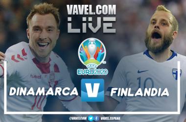 Resumen Dinamarca vs Finlandia por la Euro 2020 (0-1)