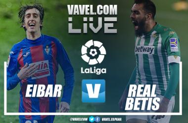 Resumen del Eibar vs Real Betis en LaLiga 2021 (1-1)