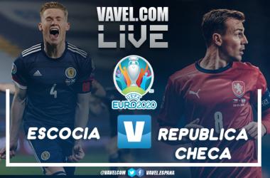 Resumen Escocia vs República Checa Eurocopa 2020 (0-2)