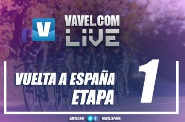 Etapa 1 de la Vuelta a España 2017: Nîmes-Nîmes. | Imagen: Enric García (VAVEL)