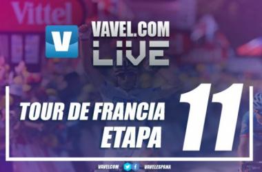 Resultado de la undécima etapa del Tour de Francia 2017: Repóker para Marcel Kittel