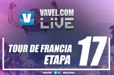 Etapa 17 del Tour de Francia 2017 en vivo. | Imagen: Enric García (VAVEL)