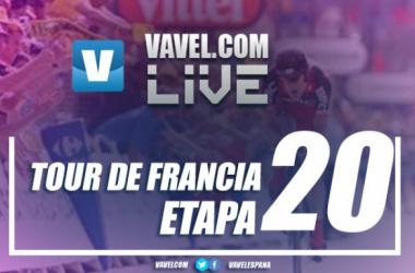 Etapa 20 del Tour de Francia 2017 en vivo. | Imagen: Enric García (VAVEL)
