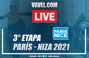 Resumen etapa 3 París - Niza 2021 en Gien (CRI)